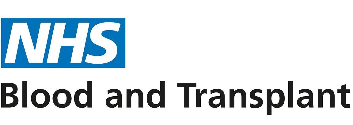 Blood and Transplant logo